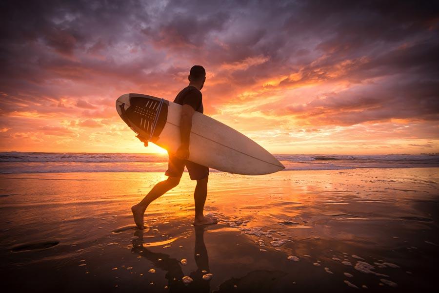 gold-coast-surfing-sunriset